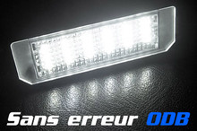 LED modules for Licence plate
