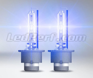 Bluish Light Xenon Bulbs D2S Osram Xenarc Cool Blue Boost 7000K - 66240CBB-HCB