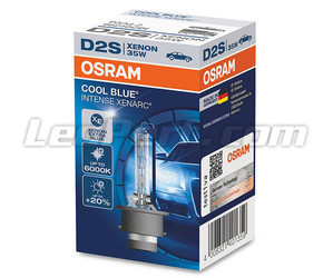 Xenon Bulb D2S Osram Xenarc Cool Intense Blue 6000K in its packaging - 66240CBI