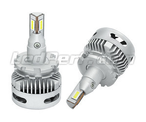 D3S/D3R  LED bulbs for Xenon and Bi Xenon headlights in different positions