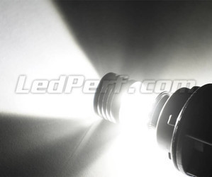 Clever H11 bulb with CREE LEDs - white lights