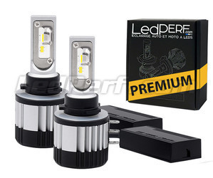 H15 LED bulbs with new generation anti-error system
