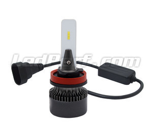 H9 LED Eco Line bulbs plug and play connection and Canbus anti-error