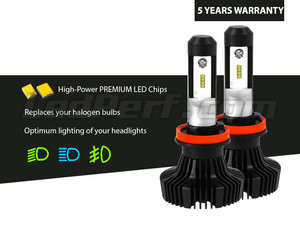 Led High Power H9 Led Bulb Tuning