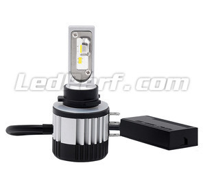 H15 Next-G powerful LED bulbs for high-end cars