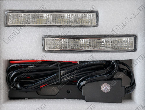 Led Daytime Running Lights   E4 Approved Auto Switchbox