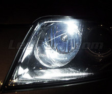 Sidelights LED Pack (xenon white) for Volkswagen Passat B5
