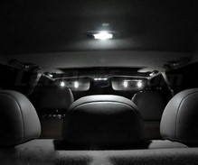Interior Full LED pack (pure white) for Peugeot 406 - Light