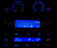 Instrument panel LED kit for Peugeot 406 phase 2 before 10/2001