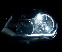 Sidelights LED Pack (xenon white) for Volkswagen Amarok