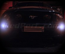 Sidelights LED Pack (xenon white) for Ford Mustang