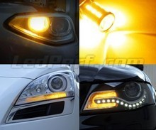 Front LED Turn Signal Pack  for Peugeot 607