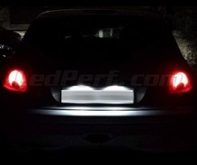 LED Licence plate pack (xenon white) for Peugeot 206+