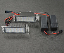 Pack of 2 LEDs modules licence plate OPEL and CHEVROLET (Type 3)