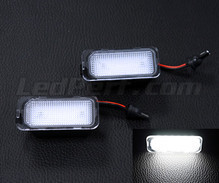 Pack of 2 LEDs modules licence plate for Ford Kuga