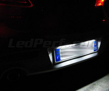 LED Licence plate pack (xenon white) for Mazda 3 phase 2