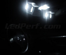 Interior Full LED pack (pure white) for Opel Vectra C