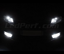 Xenon Effect bulbs pack for Skoda Fabia 3 headlights