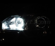Sidelights LED Pack (xenon white) for Citroen C5 II