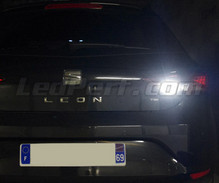 Backup LED light pack (white 6000K) for Seat Leon 3 (5F)