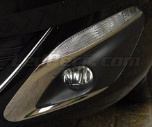 Chrome front indicator pack for Peugeot 308 II