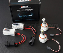 Angel Eyes LED pack for BMW Serie 7 (F01 F02) - Originallly equipped with Xenon - MTEC V3.0