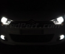 Xenon Effect bulbs pack for Citroen C4 II headlights