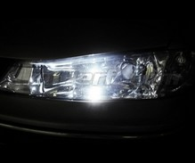 Sidelights LED Pack (xenon white) for Peugeot 406