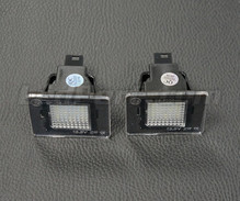 Pack of 2 LEDs modules licence plate MERCEDES (type 1)