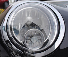 Chrome front indicator pack for Mini Convertible II (R52)