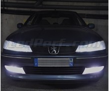 Xenon Effect bulbs pack for Peugeot 406 headlights