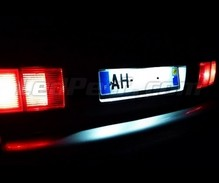 Rear LED Licence plate pack (pure white 6000K) for Audi A8 D2