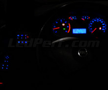 Instrument panel LED kit for Fiat Stilo