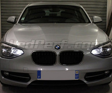 Sidelight LED Pack (xenon white) for BMW Serie 1 (F20 F21)