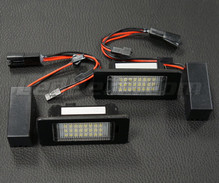 Pack of 2 LEDs modules licence plate VW Audi Seat Skoda (type 8)