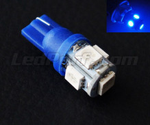 T10 Xtrem Blue HP LED bulb (w5w)