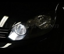 Xenon Effect bulbs pack for Volkswagen Sportsvan headlights and daytime running lights