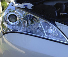 Chrome front indicator pack for Hyundai Genesis