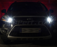 Sidelights LED Pack (xenon white) for Ford Kuga