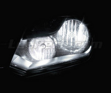 Xenon Effect bulbs pack for Volkswagen Amarok headlights and daytime running lights