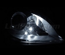 Sidelights LED Pack (xenon white) for Mercedes B-Class (W245)