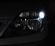 Sidelight LED Pack (xenon white) for Renault Scenic 1
