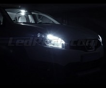 Sidelight LED Pack (xenon white) for Nissan Qashqai I