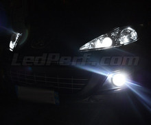 Xenon Effect bulbs pack for Peugeot 207 headlights