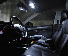 Interior Full LED pack (pure white) for Mitsubishi Outlander