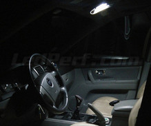 Interior Full LED pack (pure white) for Kia Sorento 1