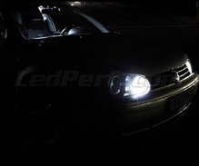 Sidelights LED Pack (xenon white) for Volkswagen Golf 4