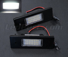Pack of 2 LEDs modules licence plate for BMW Z4