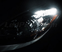 Sidelights LED Pack (xenon white) for Mazda 3 phase 2