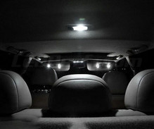 Interior Full LED pack (pure white) for Peugeot 406 - Plus